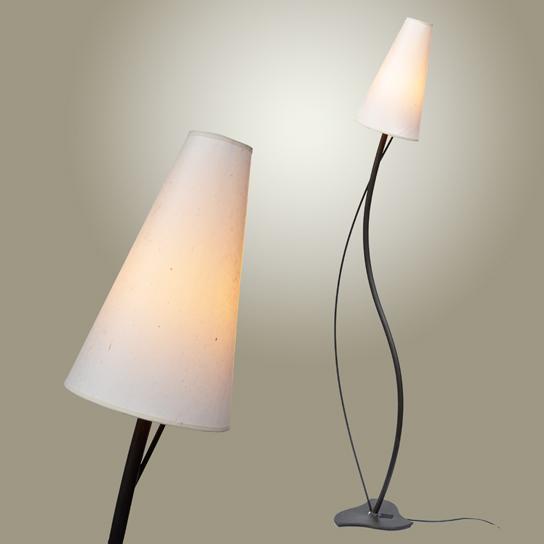 Lampadaire Harpe - Design Cyrille Varet - 348€