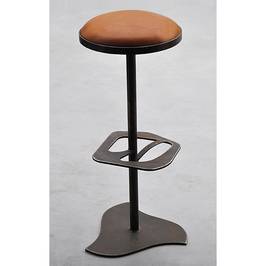 Tabouret de bar Orphea Confort- Design Cyrille Varet