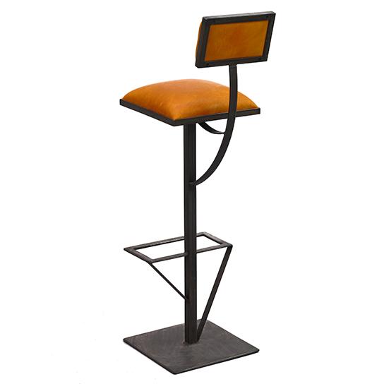 Siège de bar Jet Totem - Design Cyrille Varet